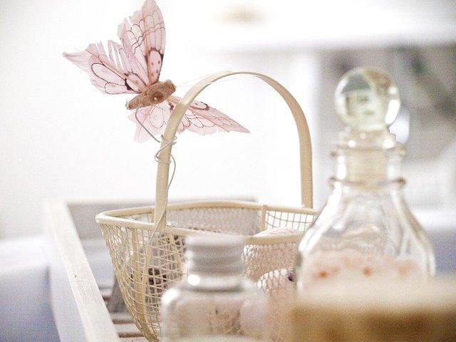 dekorace motýlek