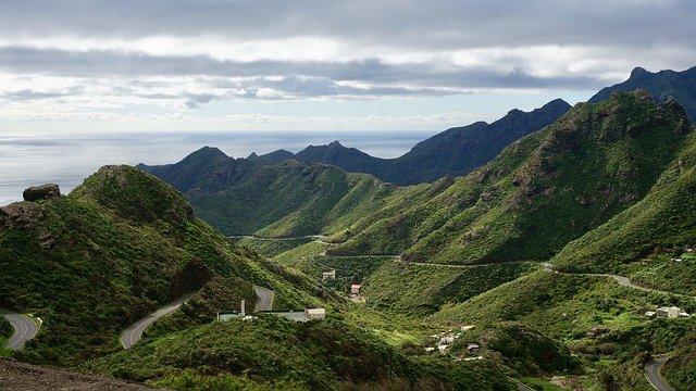 ostrov Tenerife