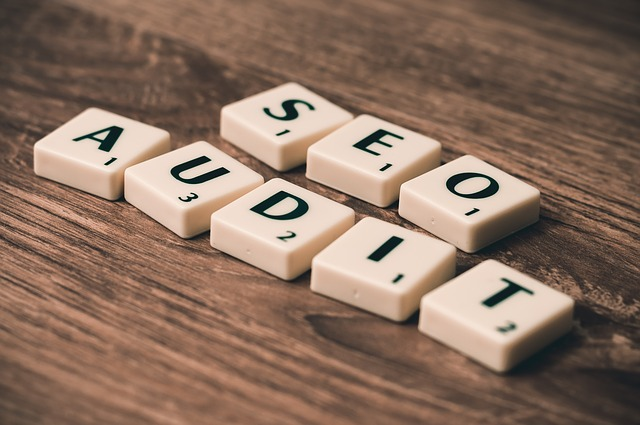 scrable, seo, audit