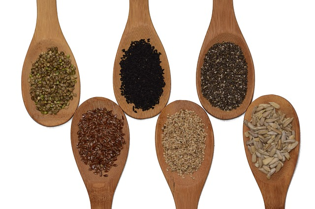 druhy semen