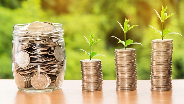 finance v růstu