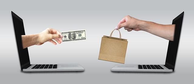 platební transakce přes počítač