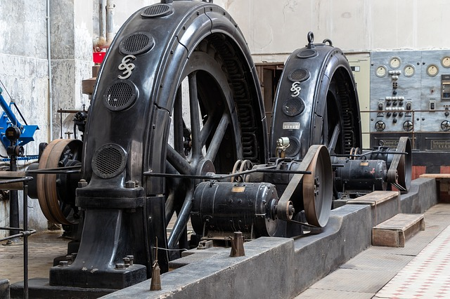 starý stroj